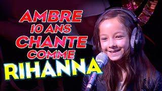 Download AMBRE 10 ANS CHANTE COMME RIHANNA Video