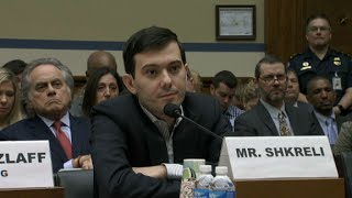 Download Best moments from Martin Shkreli hearing Video