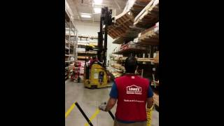Download Forklift Trouble at Lowe's - FAIL Video