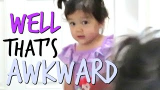 Download Well That's Awkward - September 29, 2016 - ItsJudysLife Vlogs Video