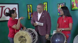 Download NGC Sweet Tassa Female Band performs on Cup of Joe TT Video