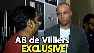 Download AB de Villers Picks Virat Kohli As his Fav Captain, Says He's Still Learning Video