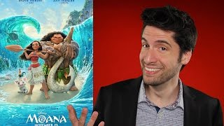 Download Moana - Movie Review Video