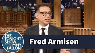 Download Fred Armisen Is a Doppelgänger of His Famous Japanese Grandfather Video
