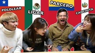 Download DIFERENCIAS DE PALABRAS entre PAISES LATINOS | Enseño acento Paisa Video