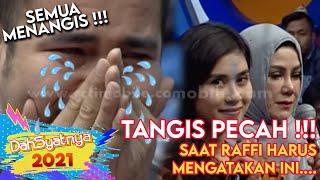 Download Raffi nangis saat mengucapkan do'a ulang tahun untuk Syahnaz [Dahsyat] [30 Okt 2015] Video