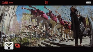 Download GoPro: New York City... A Day in the Life - Starring Skate Legend Ryan Sheckler Video