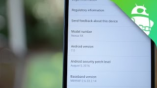 Download Android 7.0 Nougat Overview: All the features, none of the fluff Video