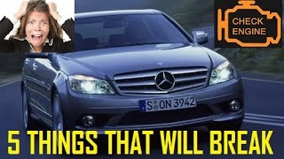 Download W204 C Class - 5 Things That Will Break (2007 - 2014) Video