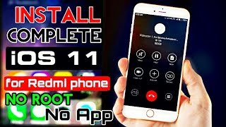 New Update Theme IOS 11 Pro For Xiaomi MIUI 8 Free Download Video