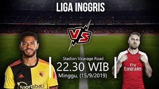 Download Jadwal Pertandingan dan Siaran Langsung Liga Inggris Watford Vs Arsenal Minggu (15/9) Video