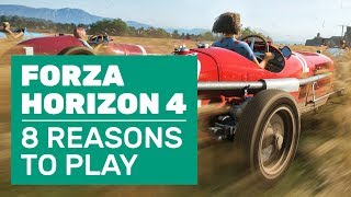 Download 8 Reasons Forza Horizon 4 Is One Of The Best Racing Games Ever Made | PC Review Video