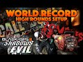 Download BLACK OPS 3 ZOMBIES ″SHADOWS OF EVIL″ WORLD RECORD HIGH ROUNDS SETUP! (BO3 ZOMBIES) Video