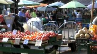 Download The Central Food Market of Riga, Latvia Video