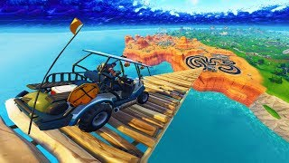 Download Top 10 INSANE Fortnite Golf Cart Stunts YOU WON'T BELIEVE! Video