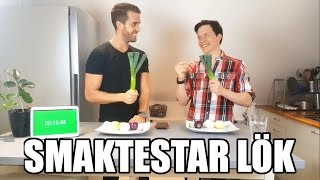 Download Smaktestar Lök (Purjo, Gul, Röd, Vit, Silver & Schalotten) Video