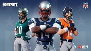 Download Fortnite X NFL Video