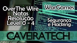 Download Desafio Hacker - OverTheWire - Natas - Level 0 ao 4 Video