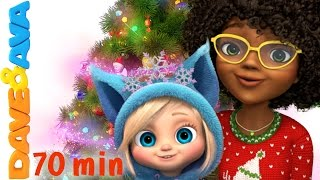 Download We Wish You a Merry Christmas | Christmas Songs for Kids | Christmas Songs Collection | Dave and Ava Video