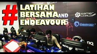 Download LATIHAN BERSAMA ENDEAVOUR !! #VLOG 5 Video