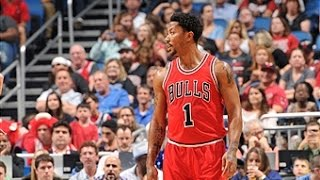 Download Derrick Rose Returns from 20-Game Absence Video