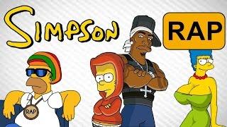 Download Canzone Simpson Rap - Manuel Aski Video