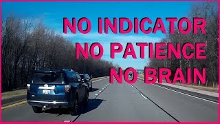 Download Cut Off With No Warning at 70MPH - Toyota 4Runner - WI License Plate 800CNN - Caught On Dashcam Video