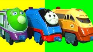 Download Chuggington Interactive Review & Thomas The Tank Appeal / Mojo Video
