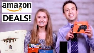 Download Best Amazon Cyber Monday Deals for 2016 - DON'T miss these! Video