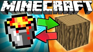 Download If Lava and Wood Switched Places - Minecraft Video