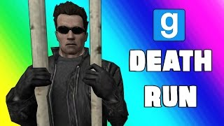 Download Gmod Deathrun Funny Moments - Escaping Prison! (Garry's Mod Sandbox) Video