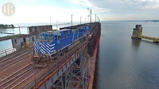 Download LS&I Railroad: Unloading the Marquette Ore Dock (Remastered Version) Video
