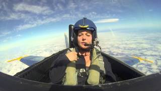 Download Katie Green's Blue Angel Flight Experience (Shorter) Video