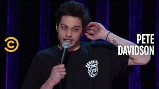 Download Pete Davidson: SMD - Growing Up in Staten Island & Flying Cape Air Video