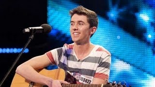 Download Ryan O'Shaughnessy - No Name - Britain's Got Talent 2012 audition - UK version Video