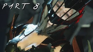 Download Fighting Aranea in Final Fantasy 15 Walkthrough Gameplay Part 8 (FFXV) Video