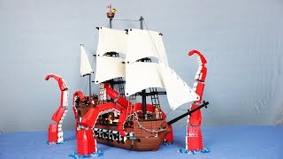 Download The Lego Kraken Video