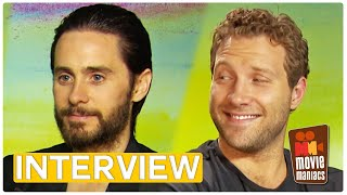 Download Suicide Squad - Naked on Set (Exclusive Interview) Video