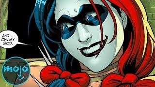 Download Top 10 Harley Quinn Moments Video
