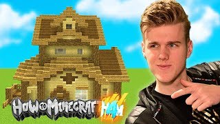 Download THE BEST HOUSE EVER! (Not Really) HOW TO MINECRAFT 4 Video