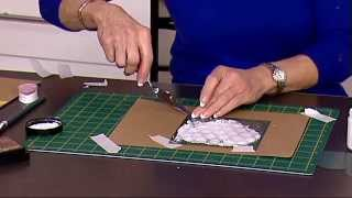 Download Layering Stencils with Texture Paste with Angela Johnson | Craft Academy Video