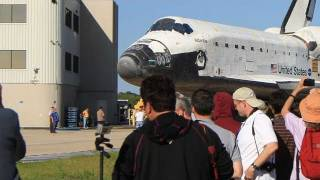 Download Endeavour launches and Atlantis rolls over - SpacePod 2011.05.18 Video
