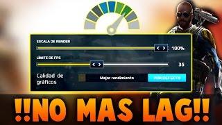 Download FPS/RENDER Mejores Configuraciones ″CERO LAG″ Modern Combat 5 Video