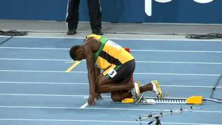 Download Usain Bolt Wins 200m at 2011 World Championships in 19.40 seconds Video