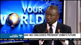 Download Tshepo Kgadima on the ANC NEC meeting currently underway Video