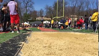 Download Sparta's Gianna Marcones records NJ #1 in triple jump Video