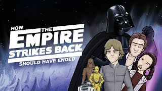 Download How The Empire Strikes Back Should Have Ended Video