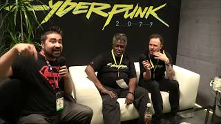 Download Cyberpunk 2077 - Angry Interview E3 2918! Video