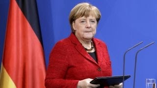 Download Germany's Merkel issues warning to Trump Video