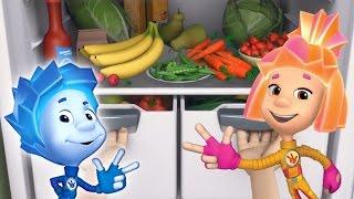 Download Фиксики - Витамины | Познавательные мультики для детей Video